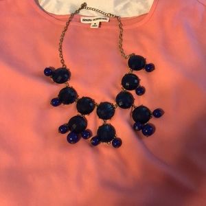 Jewelry - Royal Blue necklace